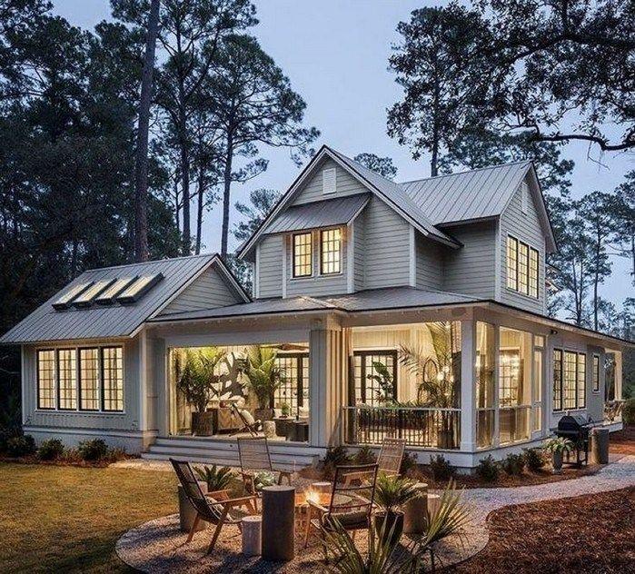 70s Home Exterior Remodel: 70 Most Popular Modern Dream House Exterior Design Ideas