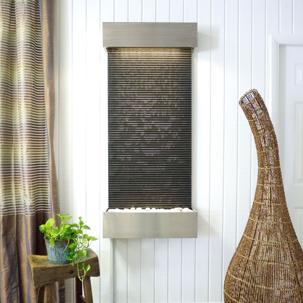 Indoor Waterfall Texture Google 검색 With Images Wall