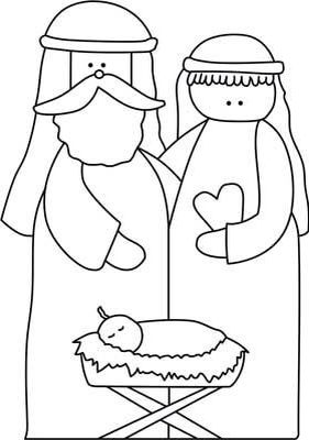 Dibujos Manualidades Navidenas Bordado Navidad Siluetas Navidenas