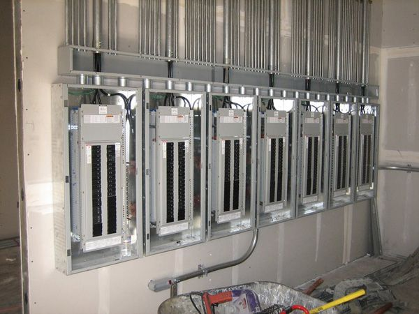 Commercial electrical sub panels conduits images | Home ... on