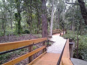 Moccasin Lake Nature Park Features Beautiful Trails Wildlife And