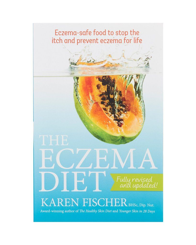 Eczema detox starter pack with free shopping guide