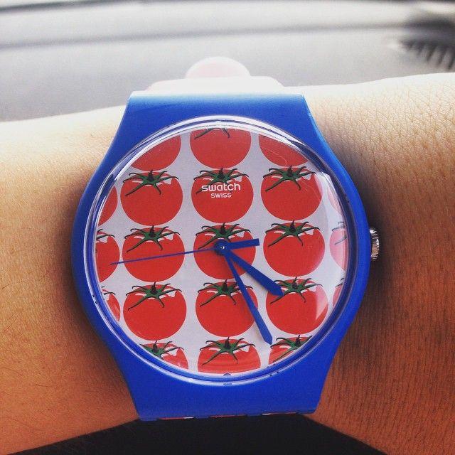 Swatch TOMATELLA ©la_dile