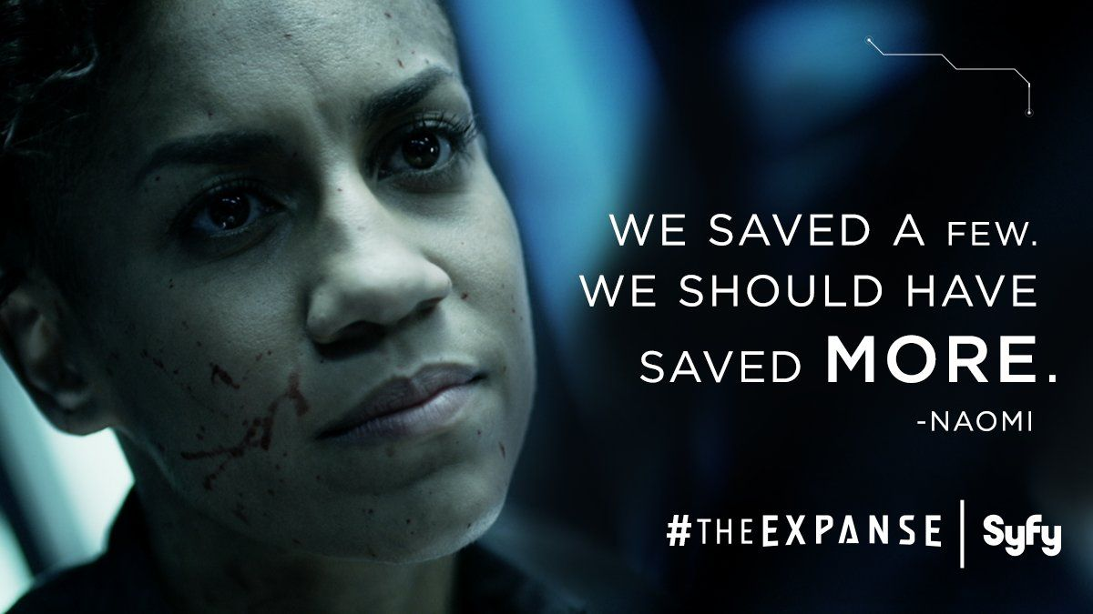 Image result for expanse saved