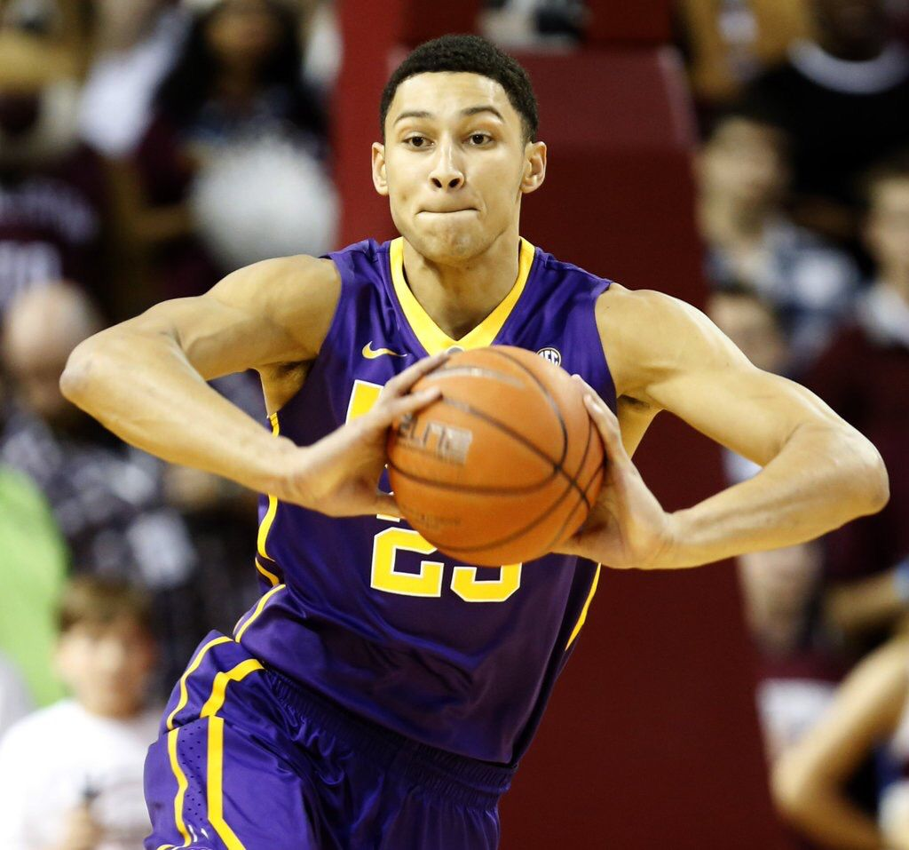 Ben Simmons (With images) Ben simmons, Basketball, Best