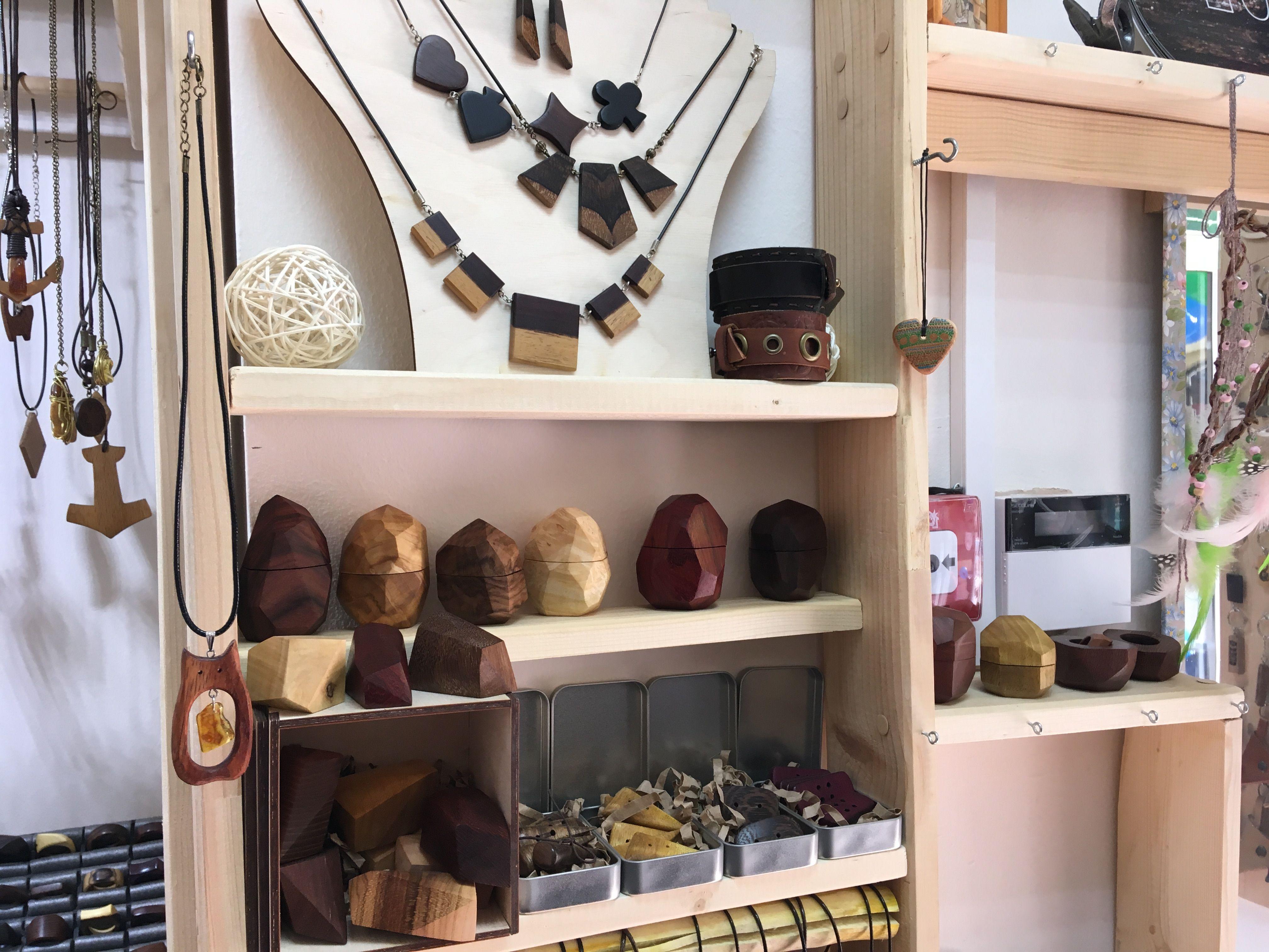 Изделия из дерева в Улиточке