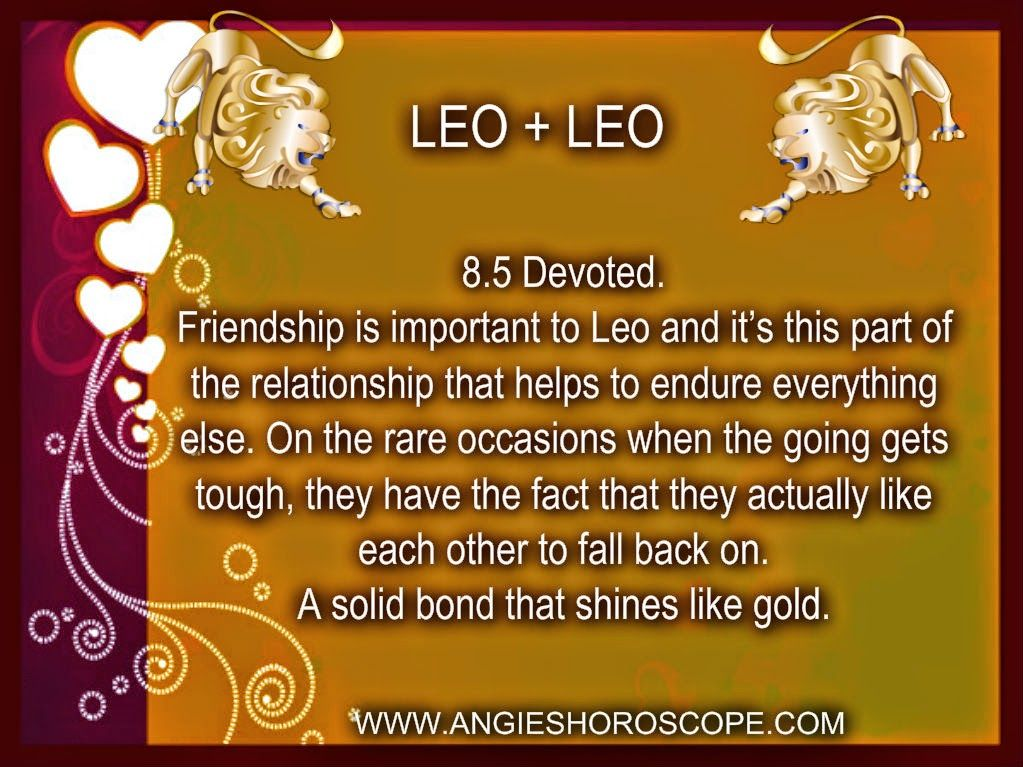are leos and leoes compatible