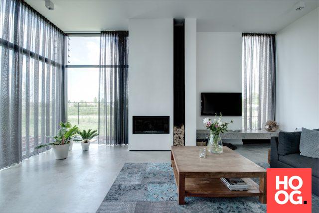 Moderne interieurs met luxe meubels | woonkamer ideeën | living room ...