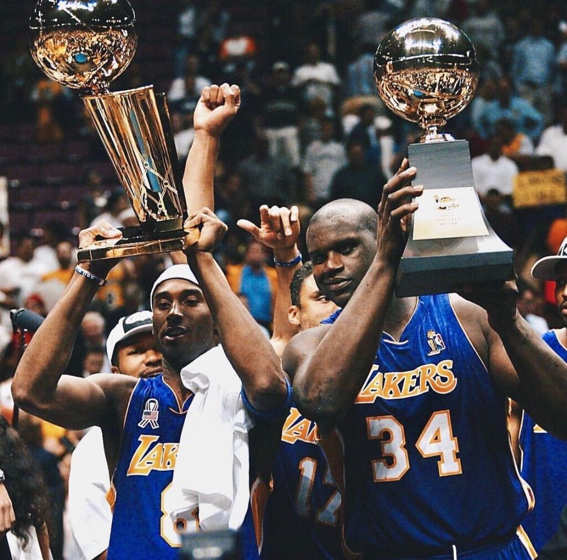 Pin by Mlouis on Basketball Shaquille o'neal, Shaq, kobe