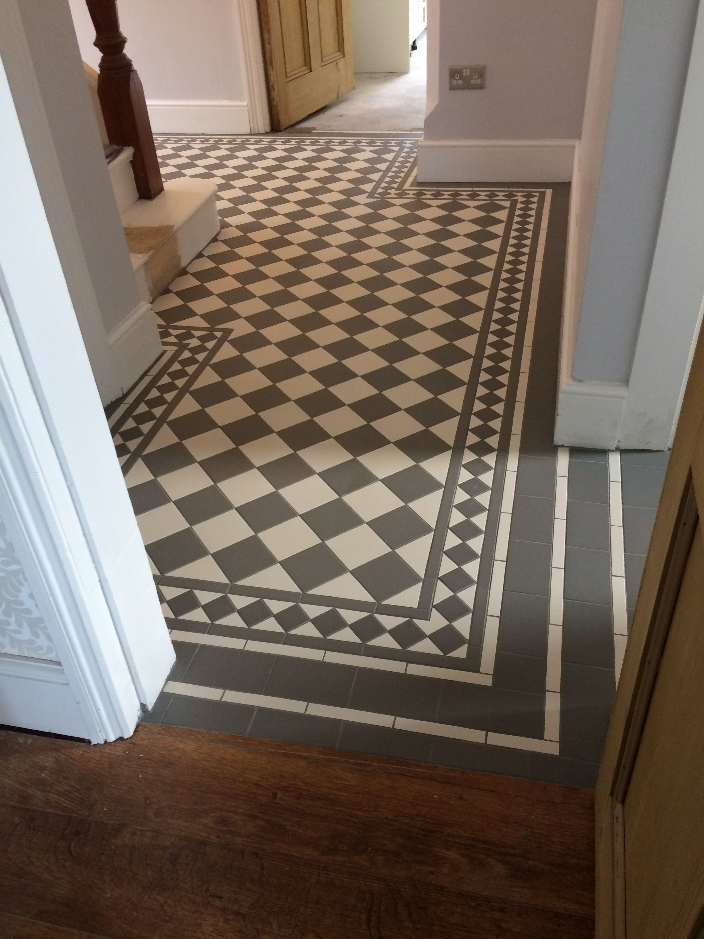 Victorian floor tiles gallery, Original Style floors ...