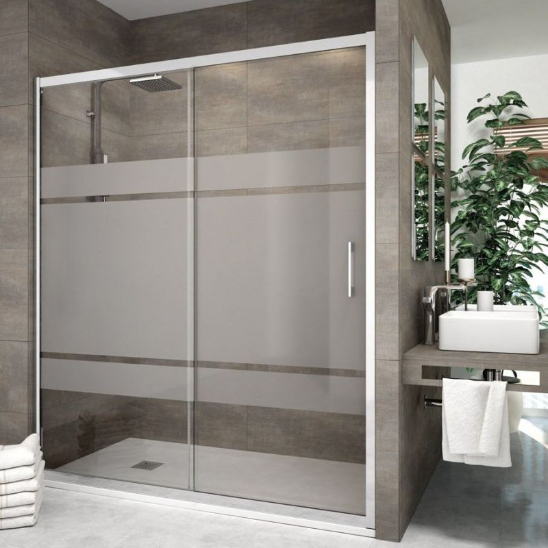 45++ Porte coulissante aluminium salle de bain trends