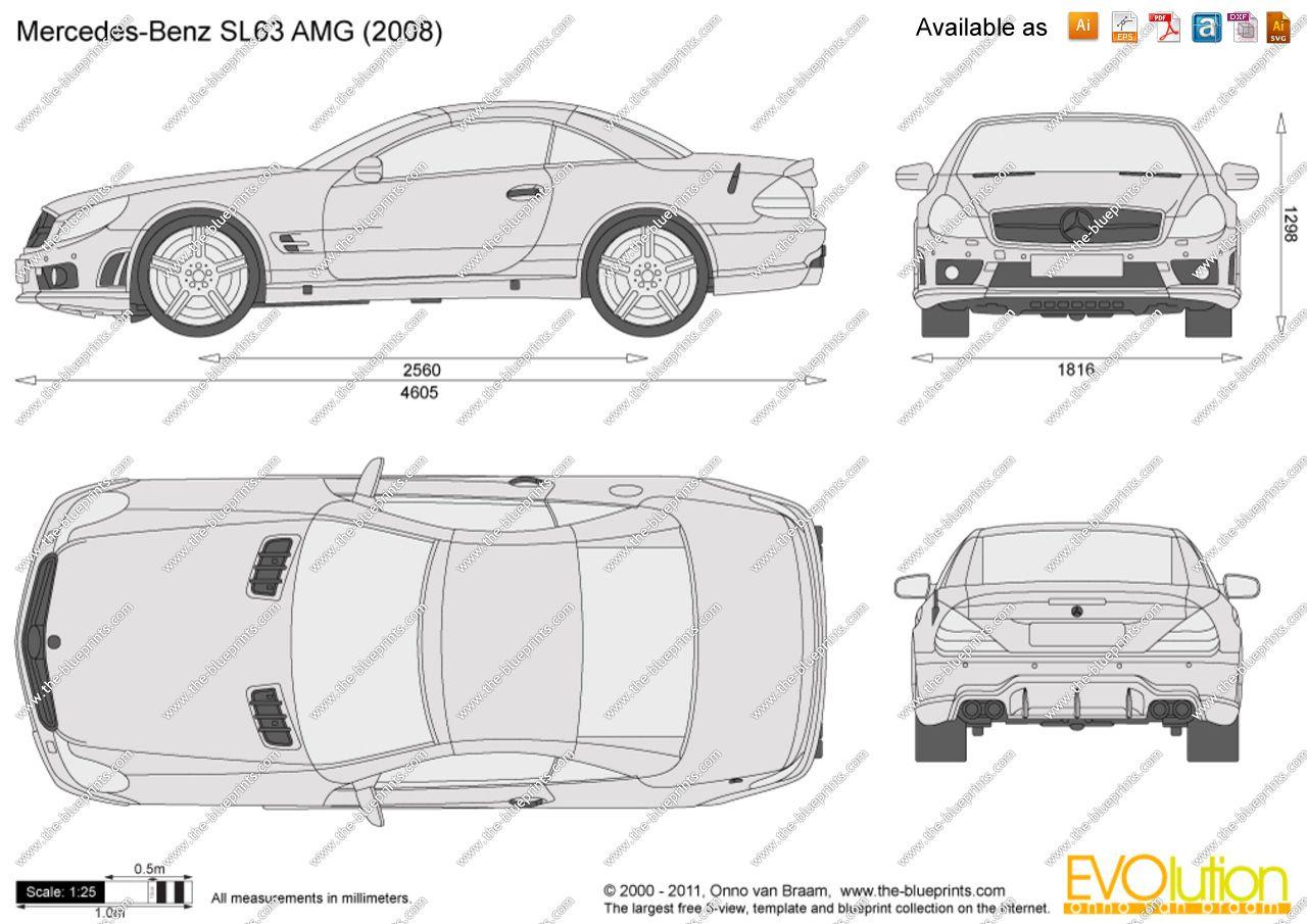 Auto Ausmalbilder Skoda : Mercedes 190e Vehicle Template Google Search Design Templates