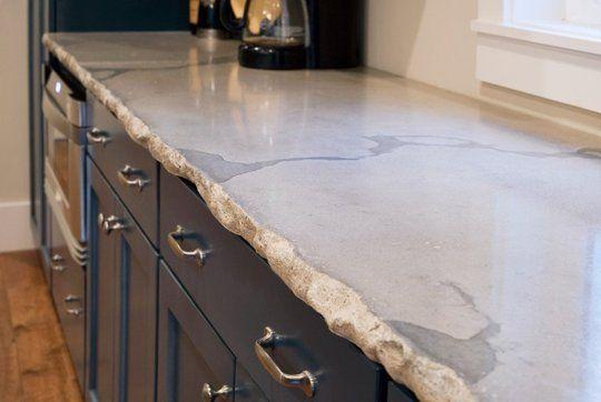 12 Stunning Concrete Countertops