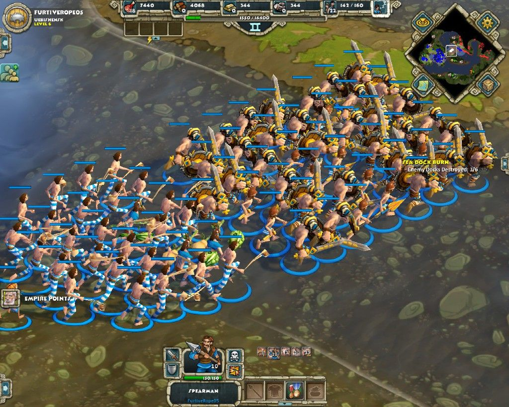 Army In Age Of Empires Online Screenshot By Steam User Rak Ipanyj