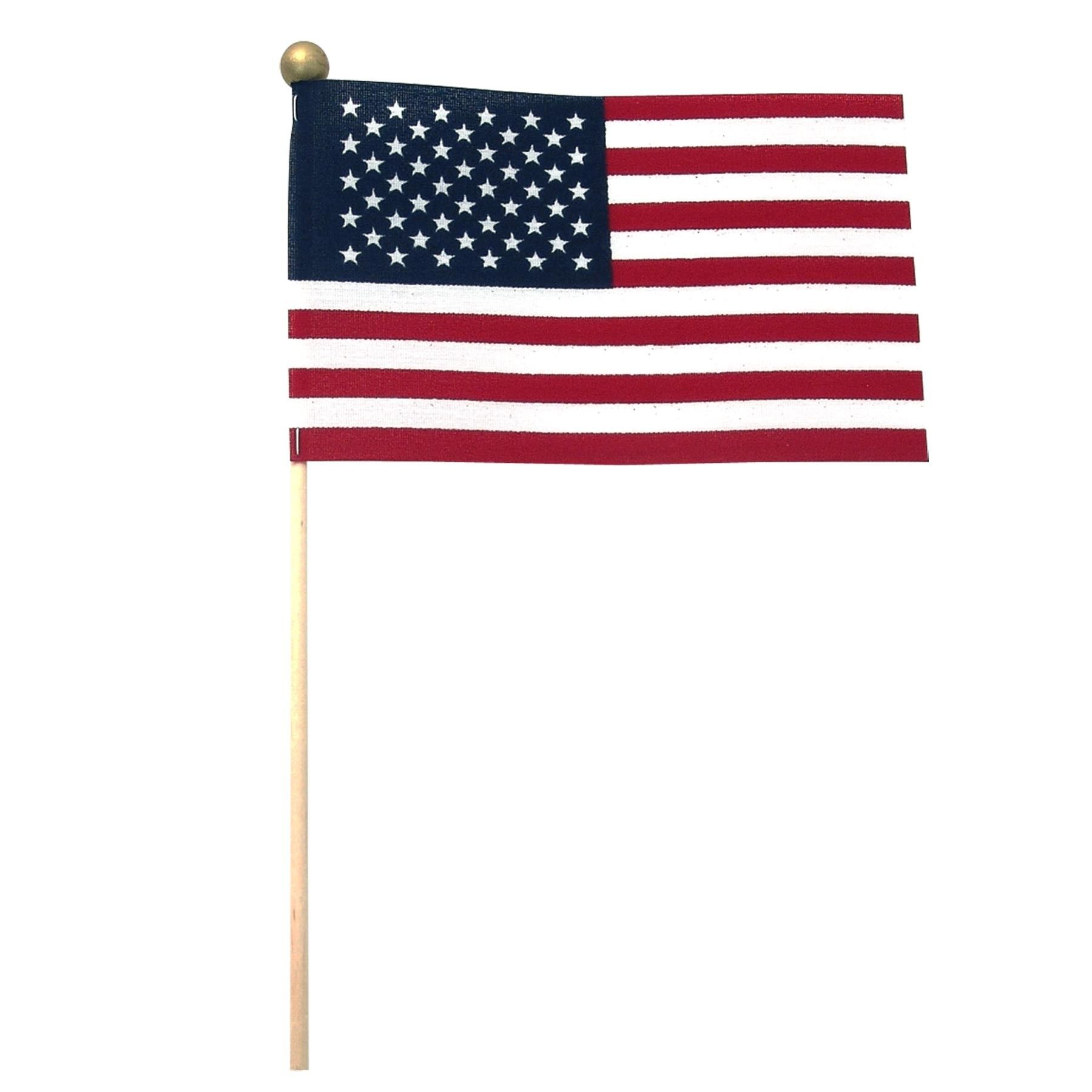 Super Tough 4 X 6 Stick Flag Standard With Ball Tip Flag Store Flag Flag Sizes