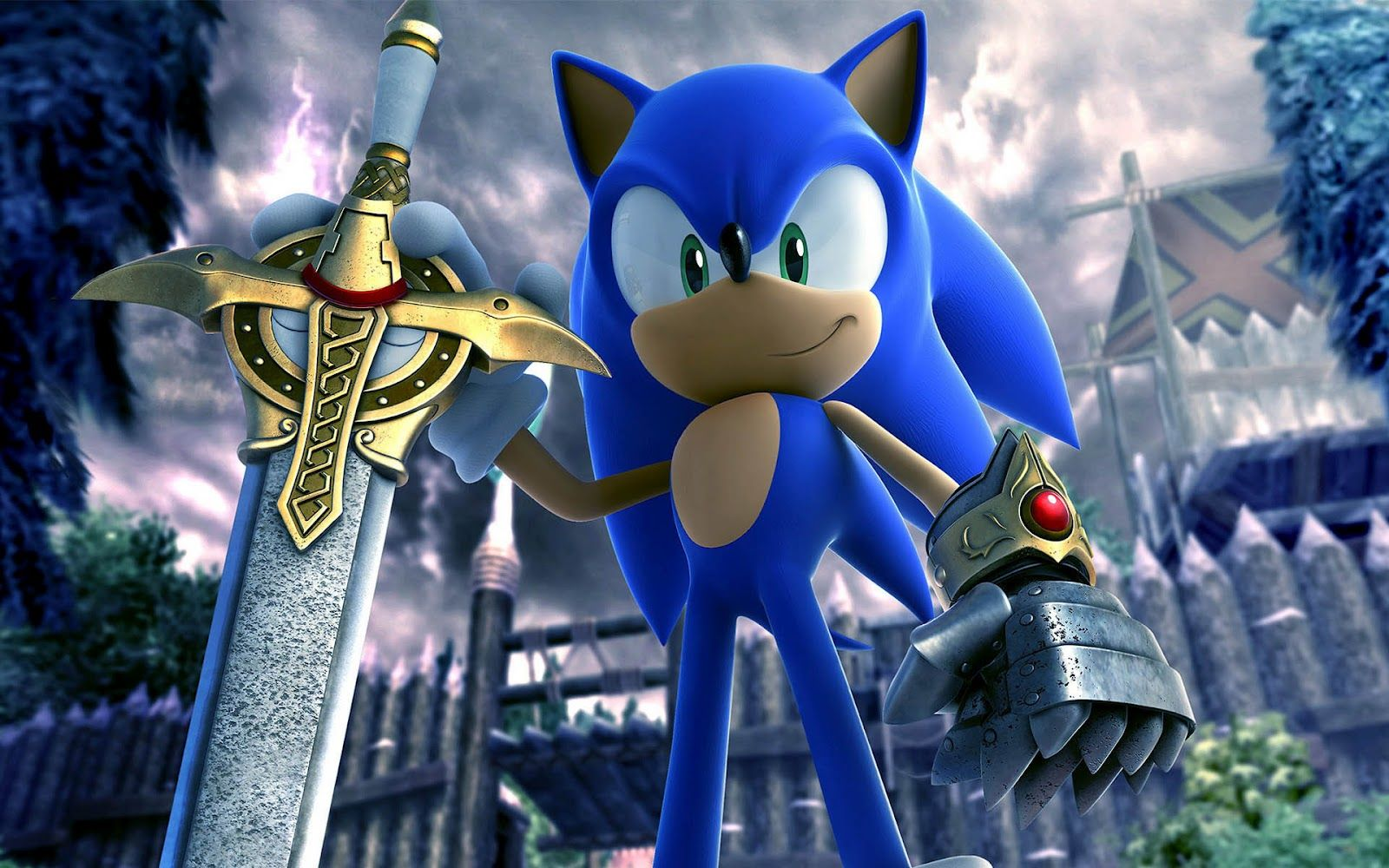 3d sonic the hedgehog wallpaper achtergrond wallpapers