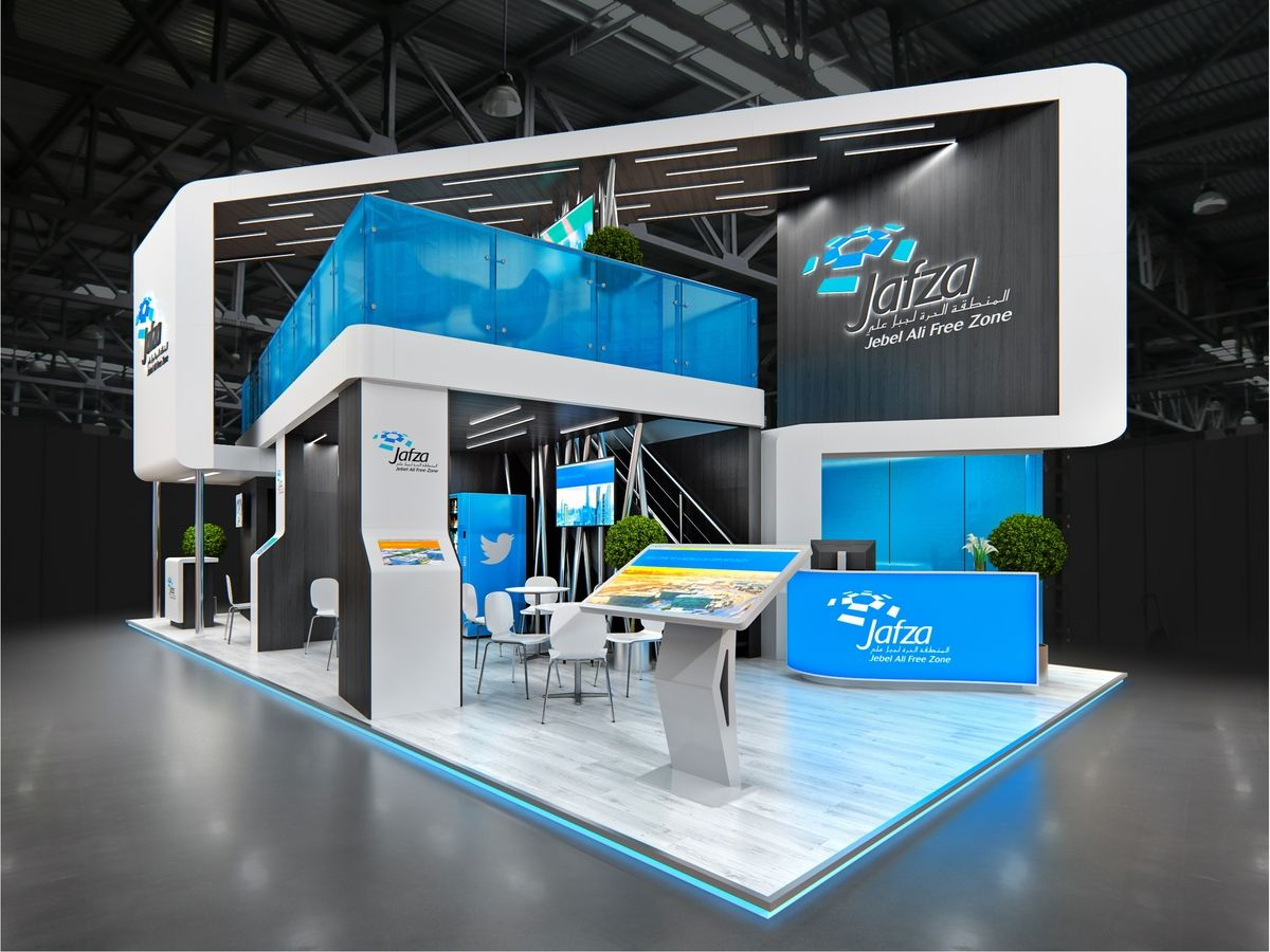 Stall Ideas For Exhibition : On behance stands exhibition booth design
