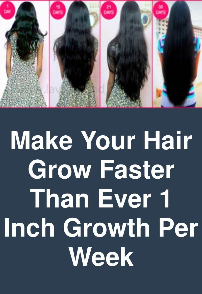 Make Your Hair Grow Faster Than Ever 1 Inch Growth Per Week Many People Suffer From Early Hair Loss Indian Hair Growth Secrets Grow Hair Hair Growth Secrets