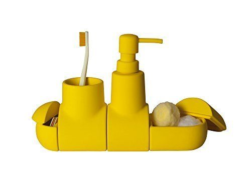 Yellow Bathroom Accessories Sets on bathroom with shower curtain and rugs sets, yellow shower curtains and accessories, bathroom ensemble sets, bathroom collections sets, yellow drapes sets, bathroom shower curtains and curtains sets, yellow art sets, yellow luggage sets, christmas bathroom sets, bath accessories collections sets, yellow kitchen sets, yellow jewelry sets, yellow damask shower curtain, bathroom accessory sets, yellow and grey bathroom accessories, yellow bath sets, yellow kitchen accessories, yellow bedroom sets, yellow and brown bathroom accessories, yellow home accessories,