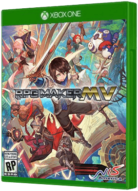 Xbox One Game Added RPG Maker MV Games Xbox XboxOne