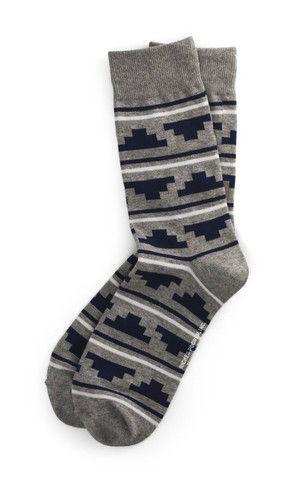 Richer Poorer Trekker Socks - Grey