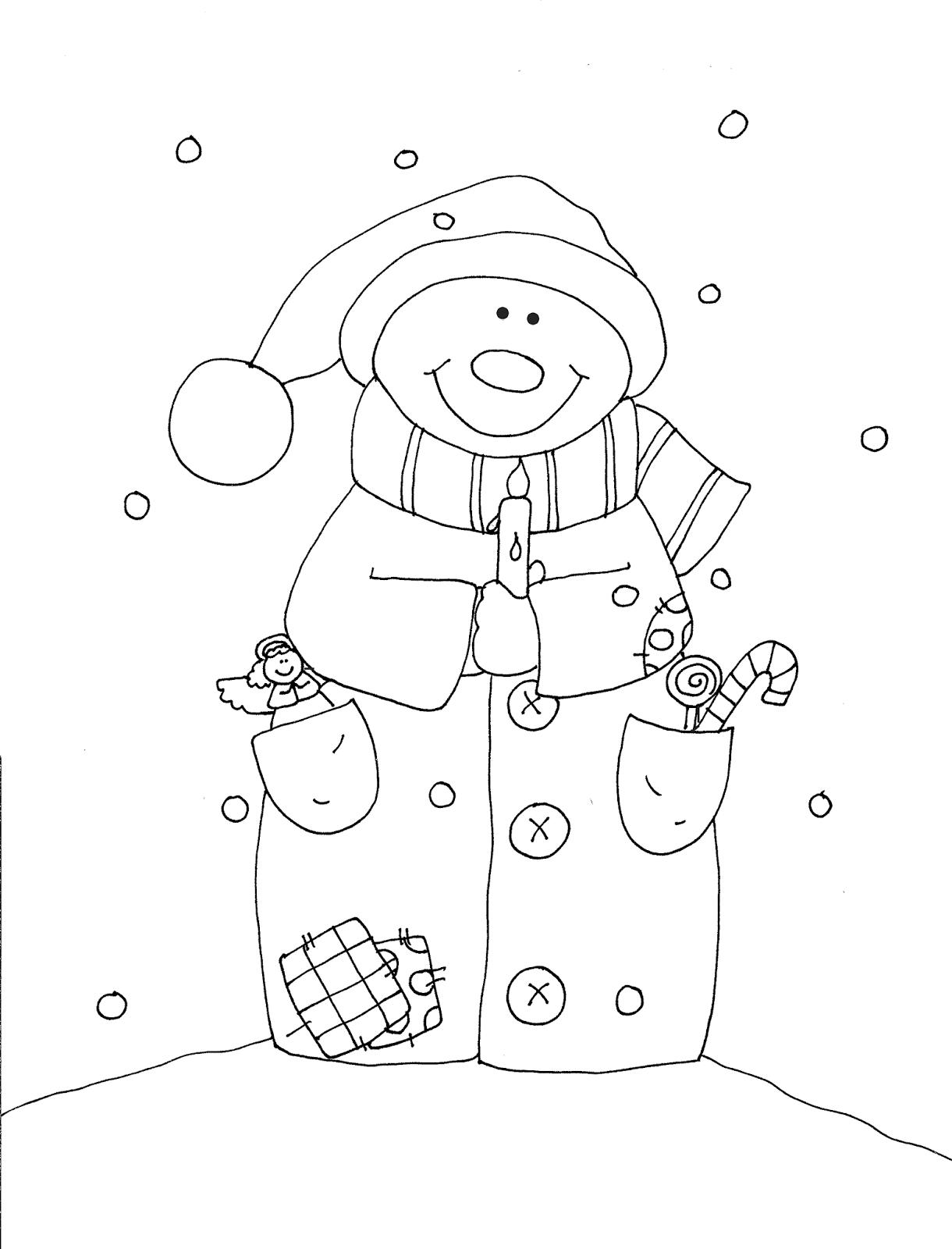 As requested.....Snowman digis | Dearie Dolls Digi Stamps | Pinterest
