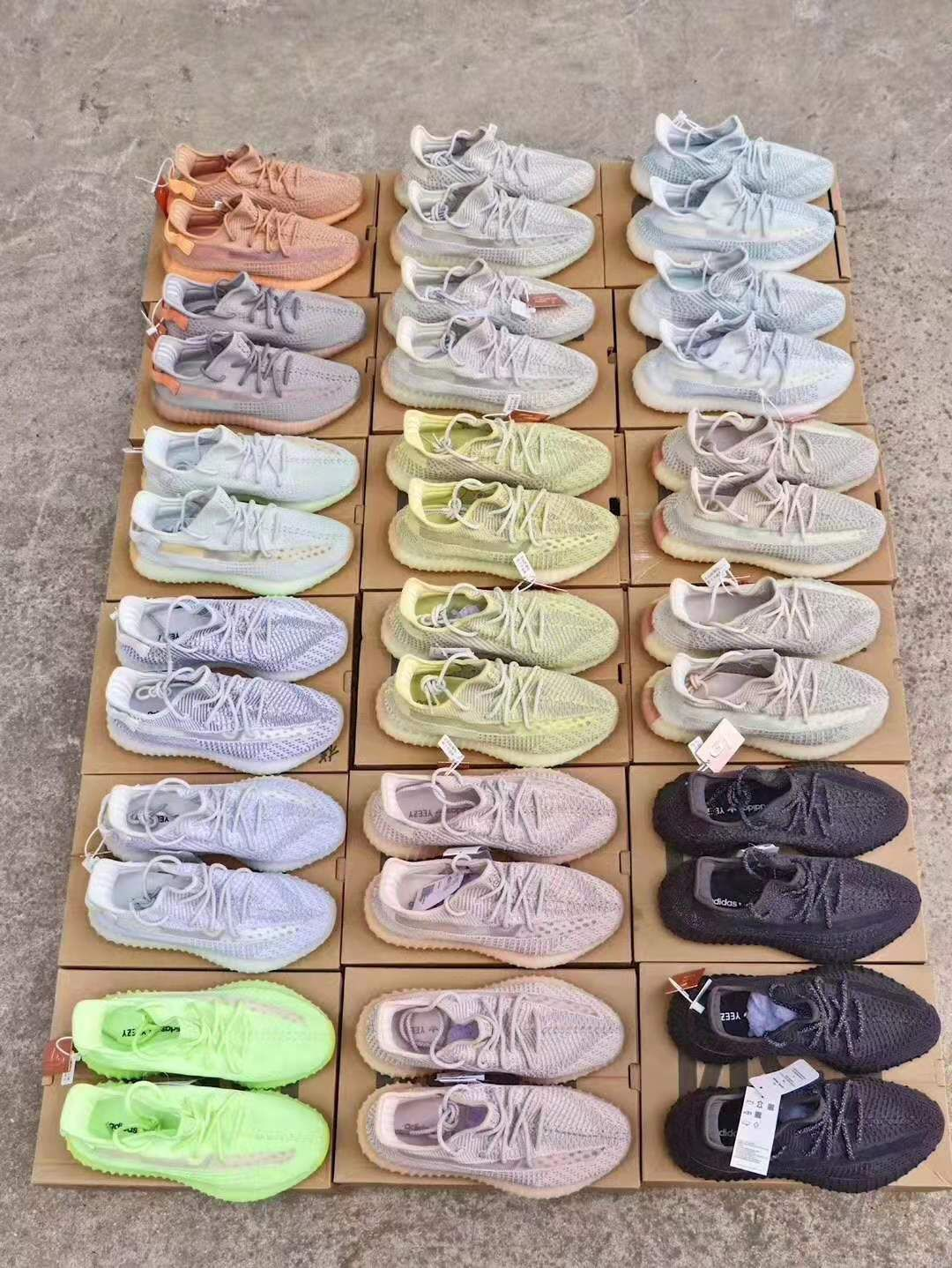 Original Quality Adidas Yeezy Boost 350 V2 Collection