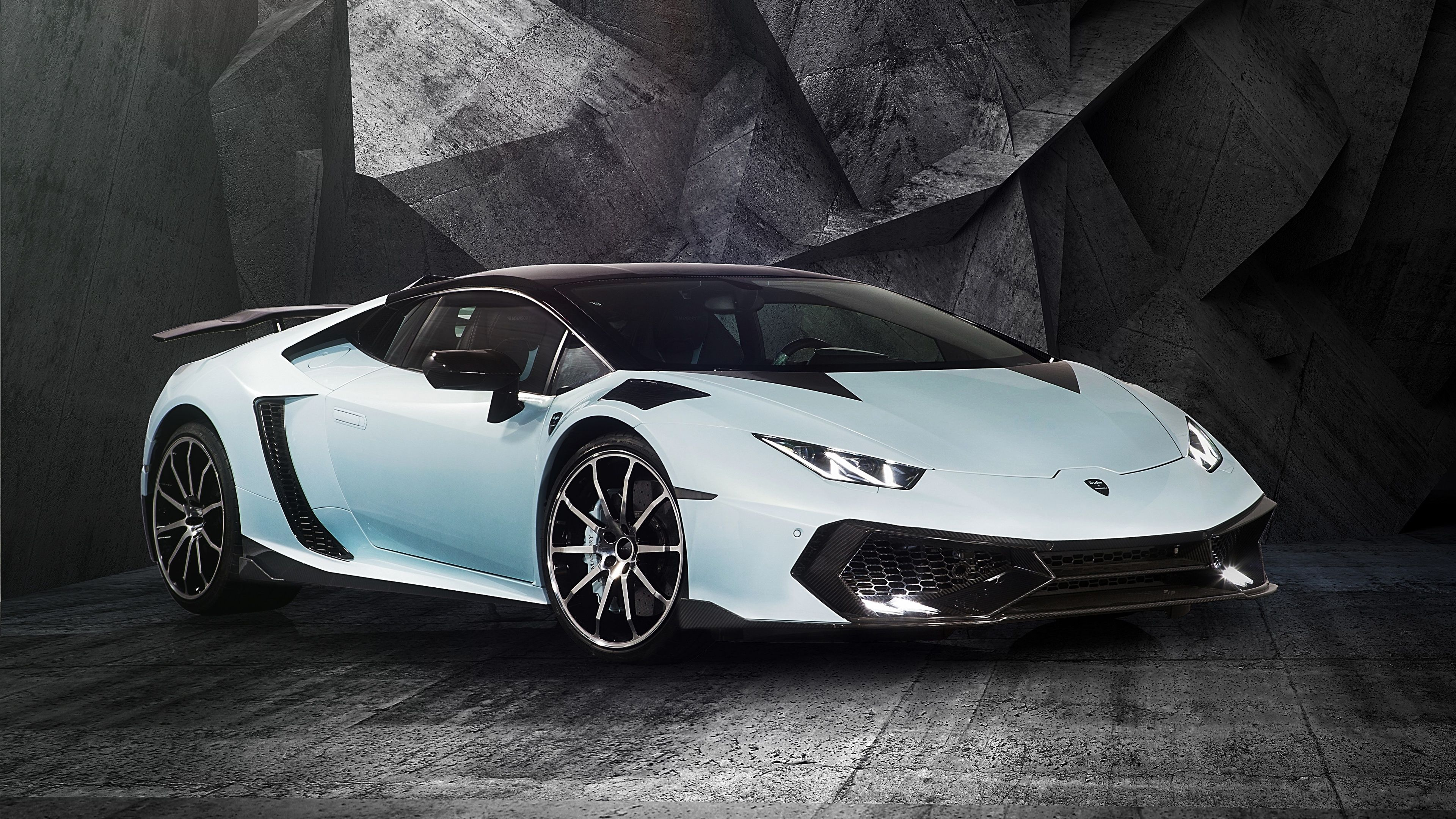 I Donu0027t Know A Man Alive That Would Not Want To Take The Lamborghini Huracan  Mansory Torofeo For A Spin Like You See In This UHD Car Wallpaper Of It.