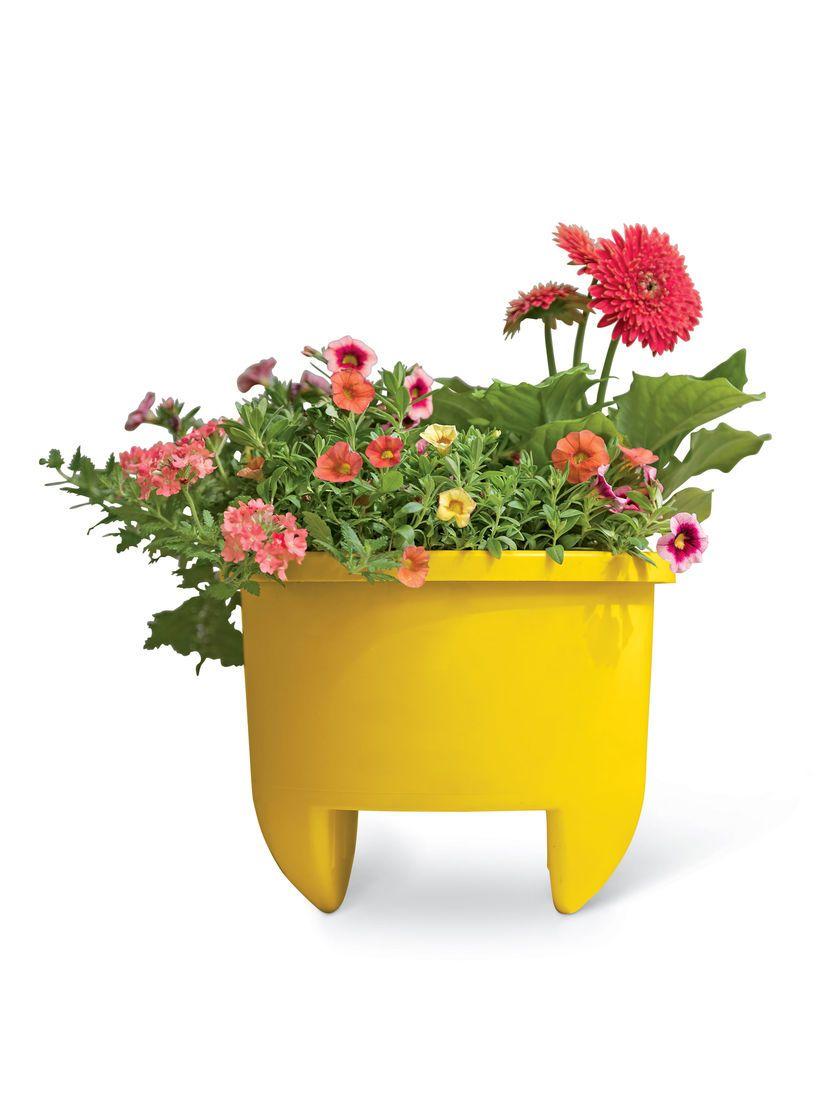Home Dek Decor 12 Deck Planter For 6 Railings Gardeners Com