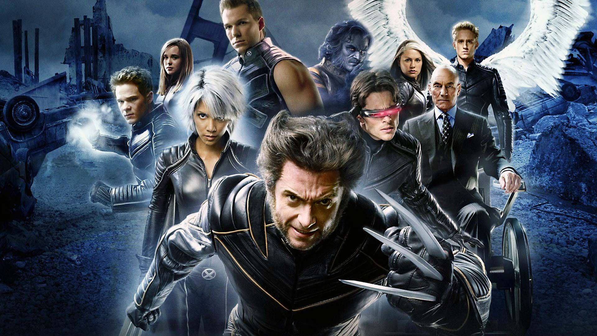 XMen Computer Wallpapers Desktop Backgrounds X ID