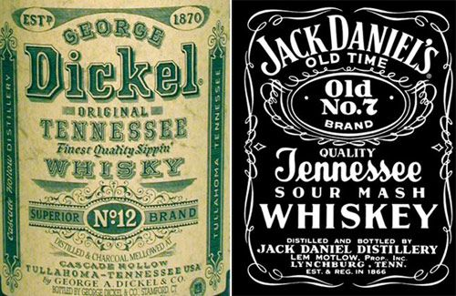 Dickle whiskey is great !!!