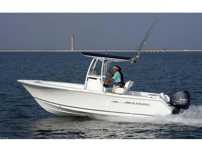 2013 Sea Hunt Triton 225 Used boats, Boat, Triton