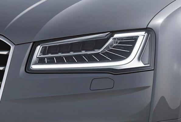 BMW, Audi, Mercedes focus on LED headlights in luxury brand battle