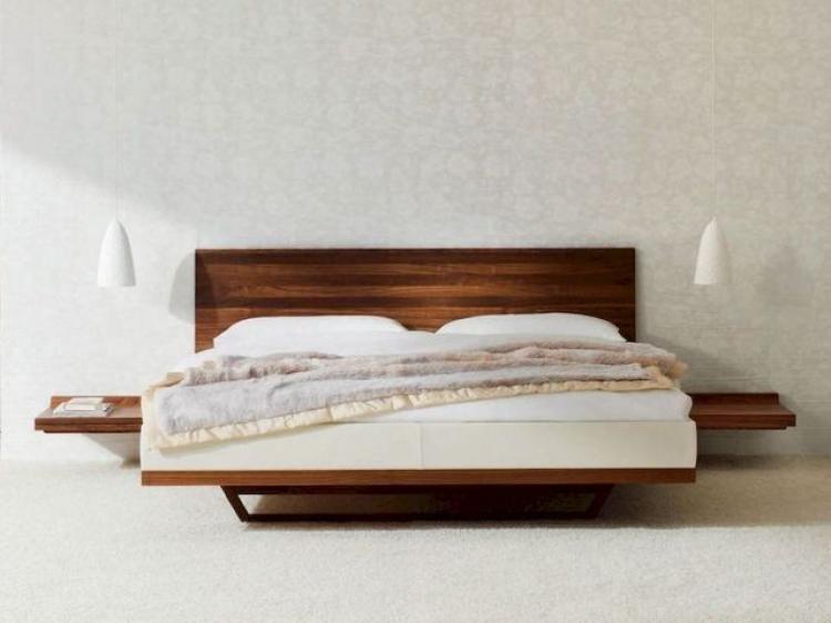 50 Minimalist Platform Bed Design Ideas Tempat Tidur Dipan Tempat