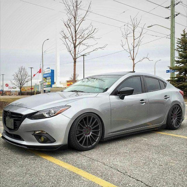 Automobile Mazda Tuner Cars: Mazda, Mazda 3 Sedan, Mazda 3