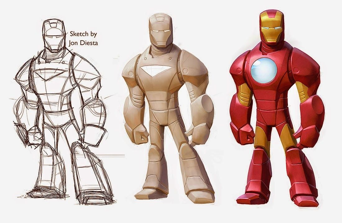 Character Design Jobs Disney : Making of disney infinity character design google search