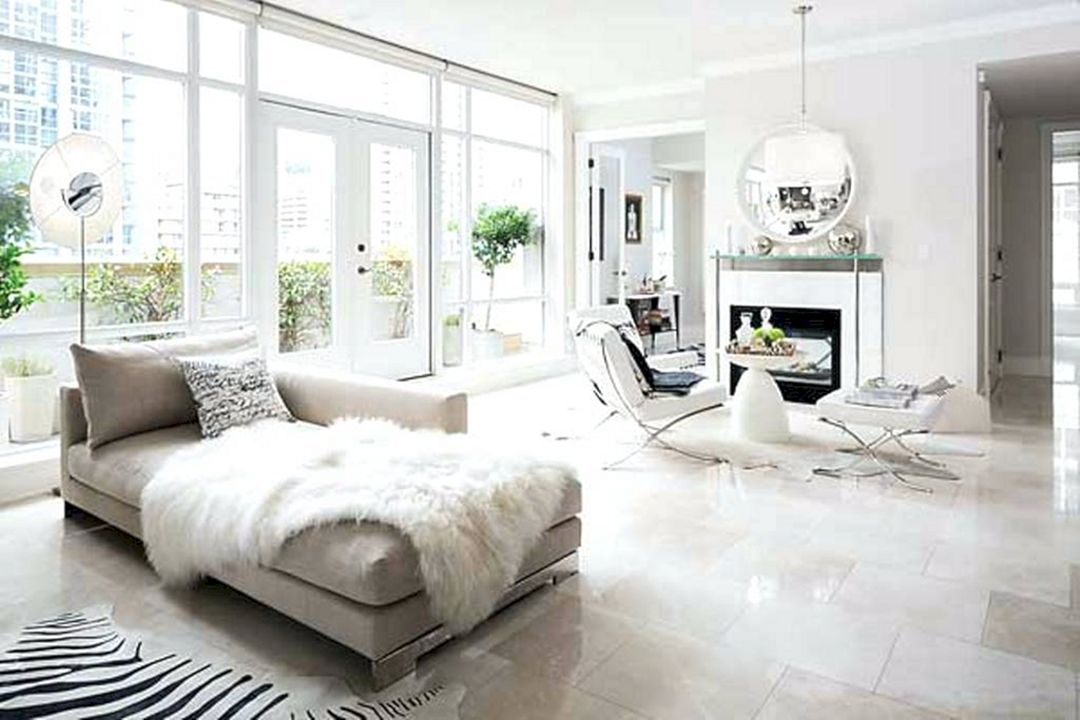 25 Incredible Living Room Marble Floor Design Ideas Freshouz Com White Marble Floor Living Room Design White Living Room Designs