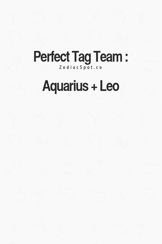 Zodiac compatibility for aquarius