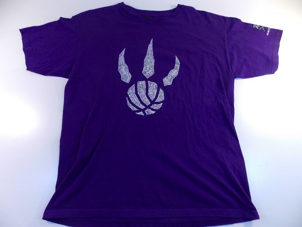 size 40 18679 aa16a Toronto Raptors 20th Anniversary Limited Edition Throwback ...