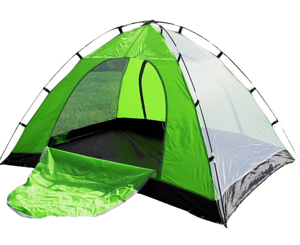 Generic Portable Waterproof 3 Person Tent Green u003e Additional details found at the item shown here link  Hiking tents  sc 1 st  Pinterest : tents for hiking - memphite.com