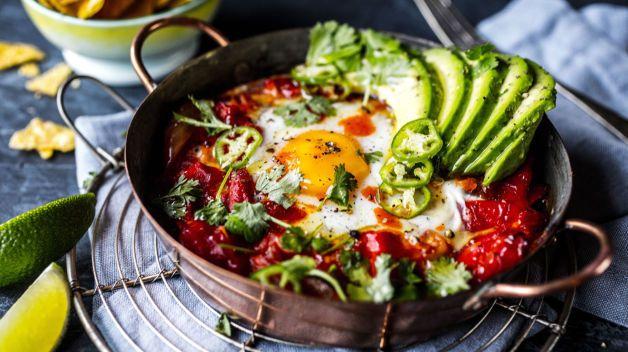 Fem nydelige måter å bruke opp eggene fra påsken på