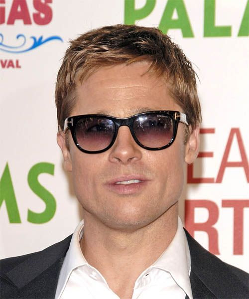 Brad Pitt Hairstyles Unique Brad Pitt Hairstyle Best  New Hairstyles  Pinterest  Brad Pitt