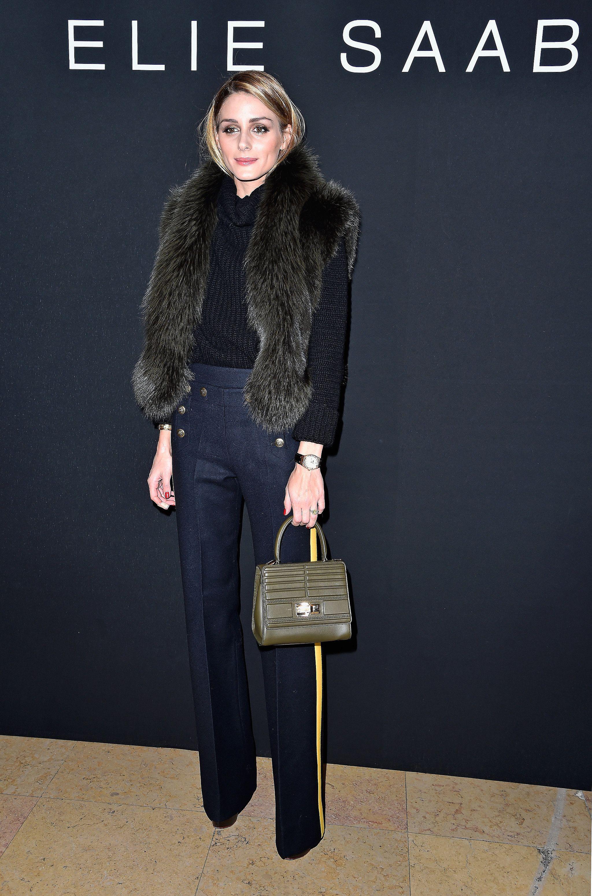 haute couture fashion week 2016 | olivia palermo