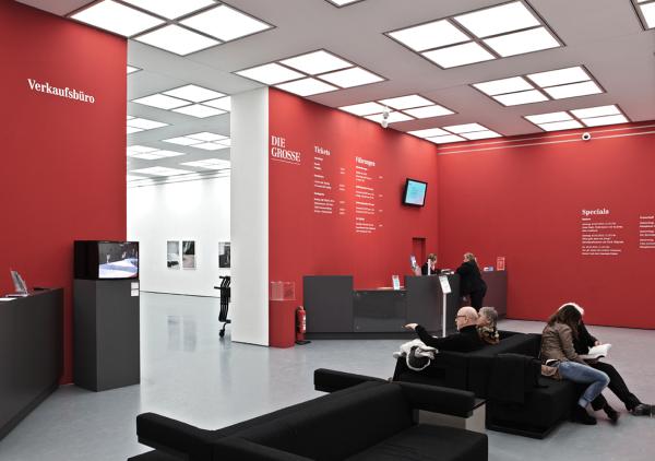 Die Grosse Kunstausstellung NRW 2013 in 2020