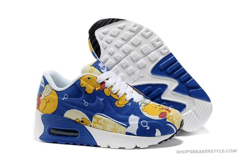 Buy 2015 Nike Air Max 90 Hyperfuse Winnie The Pooh Kids Running Shoes  Children Sneakers Online Shop from Reliable 2015 Nike Air Max 90 Hyperfuse  Winnie The ...