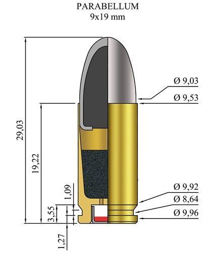bullet / cartridges