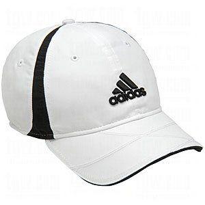 New Adidas Golf Flow Hat Cap Blue White Black adidas.  9.99 ... e18b4560859c