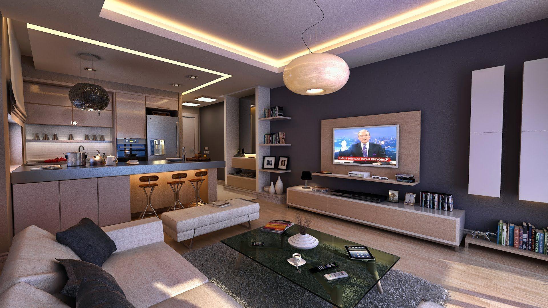 Image result for modern apartment design ideas | МК | Pinterest ...