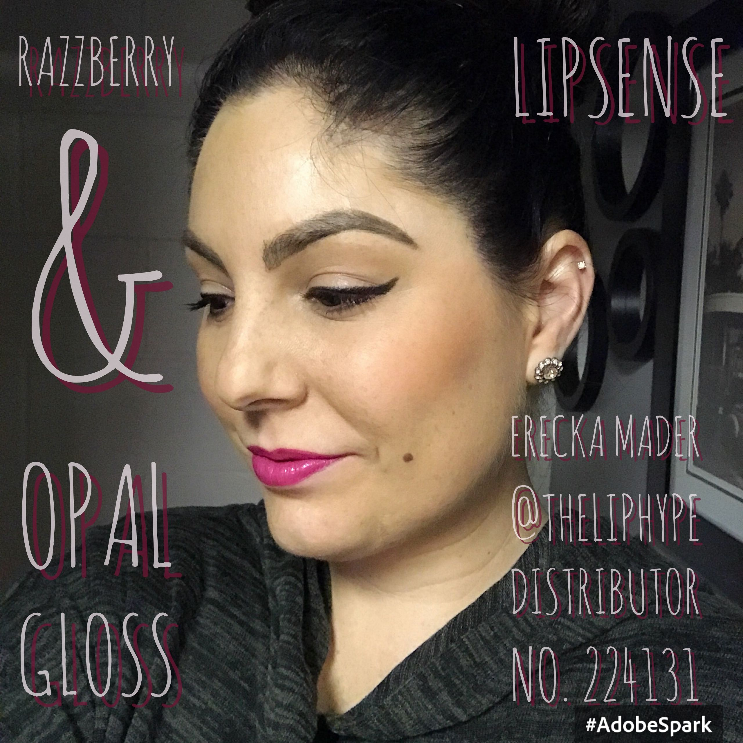 The Lip Hype skincare and cosmetics  Erecka Mader