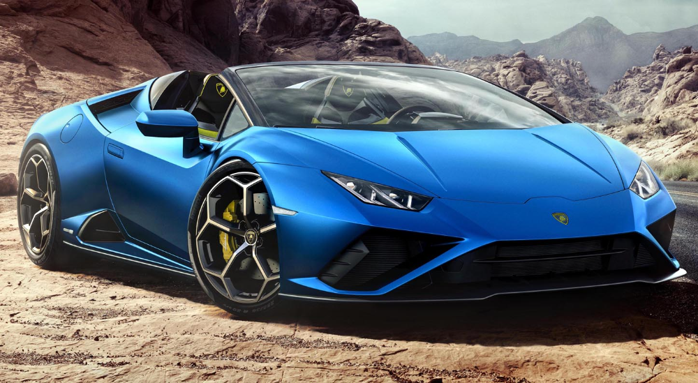 لامبورغيني هوراكان إيفو آر دبليو دي سبايدر 2021 الجديدة كليا الأداء الرياضي الأصيل للصاروخ الايطالي الجديد موقع ويلز Lamborghini Huracan Lamborghini Super Cars